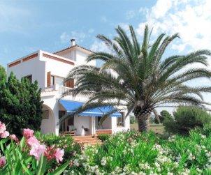 Villa   Peniscola para 7 personas con vista mar p0
