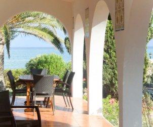 Villa   Peniscola para 7 personas con vista mar p1