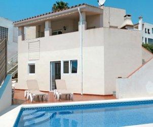 Villa   Peniscola para 4 personas con piscina privada p0