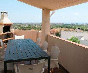 Villa   Peniscola para 4 personas con piscina privada p2
