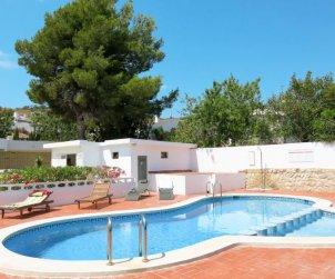 Villa   Peniscola para 4 personas con piscina comunitaria p0