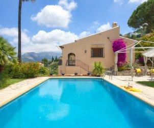Villa   Denia para 5 personas con piscina privada p0