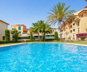 Villa   Javea para 6 personas con piscina comunitaria p0