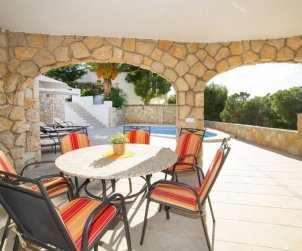 Villa   Altea para 8 personas con piscina privada p1