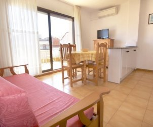 Apartamento   Palamos para 4 personas con tv p1