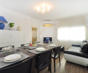 Appartement   Rosas para 8 personnes con lave-linge p1
