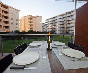 Appartement   Rosas para 5 personnes con piscine commune p2