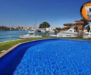 Appartement   Rosas para 5 personnes con piscine commune p0