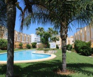 Villa  en Denia  para 6 personas con piscina comunitaria  p1