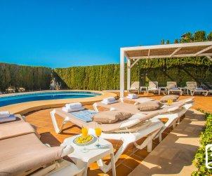 Villa   Benissa para 10 personas con piscina privada p2