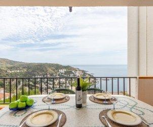 Apartamento   Rosas para 4 personas con vista mar p1