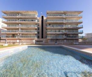 Apartamento   Salou para 4 personas con piscina comunitaria p2