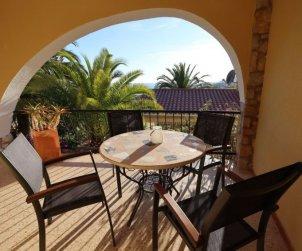 Villa   Peniscola para 4 personas con vista mar p1