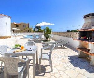 Villa   Calpe para 10 personas con piscina privada p1