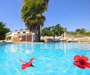Villa   Benissa para 6 personas con piscina privada p0