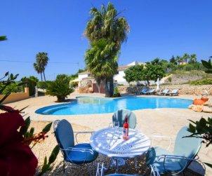 Villa   Benissa para 6 personas con piscina privada p2