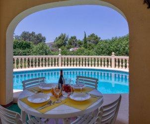 Villa   Denia para 6 personas con piscina privada p1