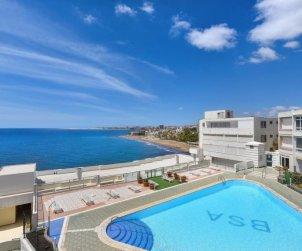 Apartamento   San Agustín para 2 personas con piscina comunitaria p0