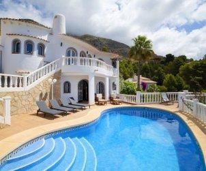 Villa   Altea para 6 personas con piscina privada p0