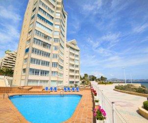 Apartamento   Calpe para 3 personas con piscina comunitaria p1