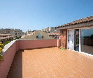 Villa   Vilassar de Mar para 7 personas con vista mar p2