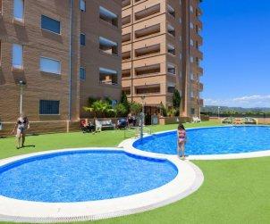 Apartamento   Oropesa del Mar para 4 personas con piscina comunitaria p0
