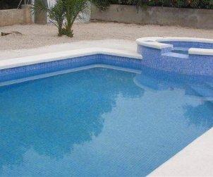Villa   Ametlla de Mar para 9 personas con piscina protegida p1