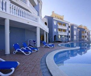 Apartamento   Alcoceber para 4 personas con piscina comunitaria y aere acondicionado p1