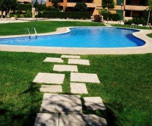 Villa   Ametlla de Mar para 6 personas con piscina comunitaria p1