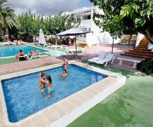 Apartamento   Benicarlo para 4 personas con piscina comunitaria y A/C p0