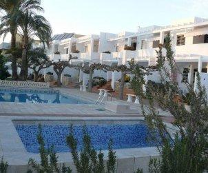 Apartamento   Benicarlo para 4 personas con piscina comunitaria y A/C p1