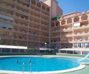Apartamento   Peniscola para 6 personas con piscina comunitaria y cerca del mar p0
