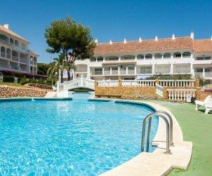 Apartamento   Alcoceber para 4 personas con piscina comunitaria y alrededor de la playa p1