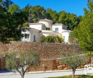 Villa   Benissa para 6 personas con piscina privada y aere acondicionado p2