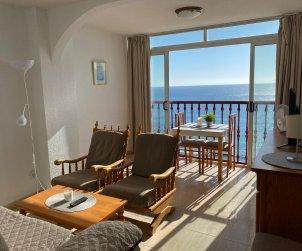 Apartamento   Benidorm para 2 personas con piscina comunitaria y vista mar p2