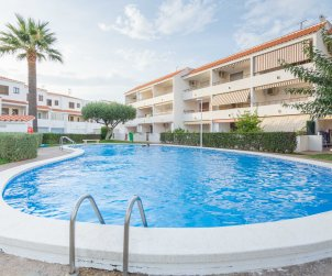 Apartamento   Oropesa del Mar para 8 personas con piscina comunitaria p1