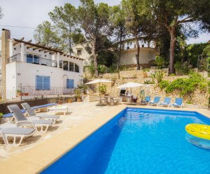 Villa   Moraira para 4 personnes con piscine privée p2