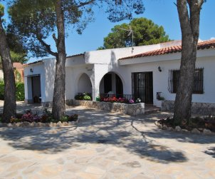 Villa   Ametlla de Mar para 7 personas con piscina privada y internet p2