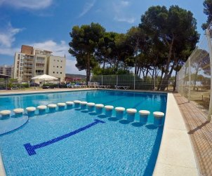 Apartamento   L'Estartit para 3 personas con piscina comunitaria y cerca del mar p1
