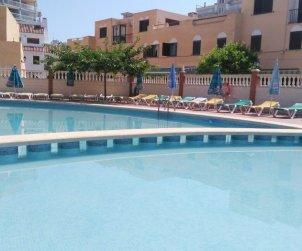 Apartamento   Peniscola para 4 personas con piscina comunitaria y cerca del mar p0