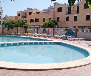 Apartamento   Peniscola para 4 personas con piscina comunitaria y cerca del mar p1