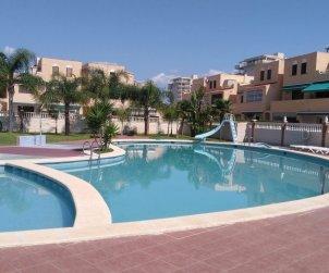 Apartamento   Peniscola para 4 personas con piscina comunitaria y cerca del mar p2