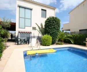 Villa   Peniscola para 6 personas con piscina privada p0