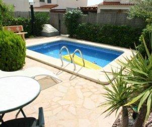 Villa   Peniscola para 6 personas con piscina privada p1