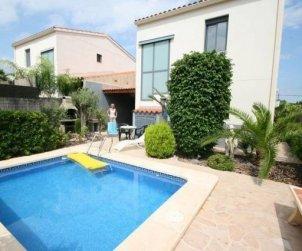 Villa   Peniscola para 6 personas con piscina privada p2