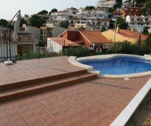 Villa   Peniscola para 8 personas con piscina privada y bellavista mar p2