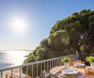 Apartamento   Rosas para 7 personas con panorámicas vista mar p0