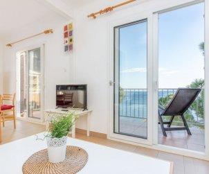 Apartamento   Rosas para 7 personas con panorámicas vista mar p2