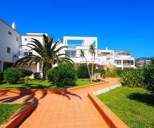 Apartamento   Rosas para 6 personas con panorámicas al mar p0
