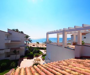 Apartamento   Rosas para 6 personas con panorámicas al mar p1
